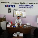 Fortes Mühendislik Kilis Şubesi Fotoğrafı