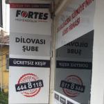 Fortes Mühendislik Kocaeli Dilovası Şubesi Fotoğrafı